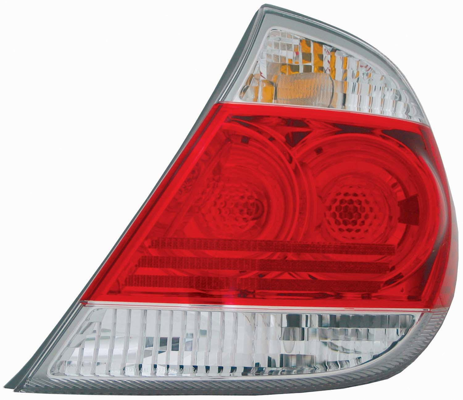 TYC 11-6066-00 Toyota Camry Driver Side Replacement Tail Light Assembly