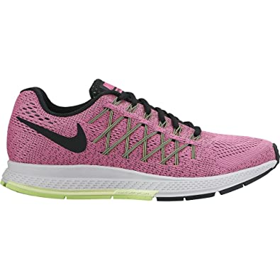 huge selection of 76ed8 627e4 NIKE Womens Air Zoom Pegasus 32 Running Trainers 749344 Sneakers Shoes (UK  7.5 US 10 EU 42, Pink Power Black Barely Volt Ghost Green 600)   Amazon.co.uk  ...
