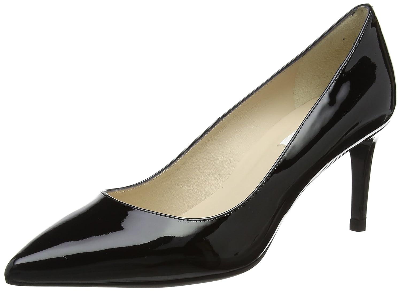 L.K. Bennett Caisie, Zapatos de Tacón para Mujer 36 EU|Negro (Black-black)