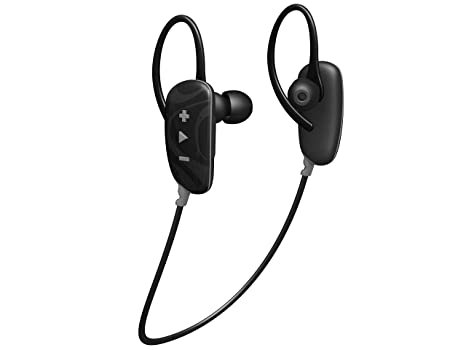 3f3d5cca171 Image Unavailable. Image not available for. Color: HMDX HX-EP250BK HoMedics  Craze Wireless Stereo Ear Buds ...