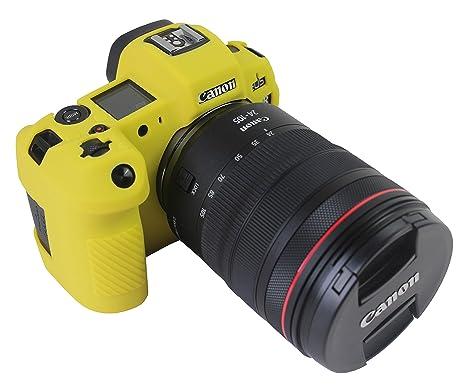 Funda de Silicona para cámara de Gel para Canon EOS R ...