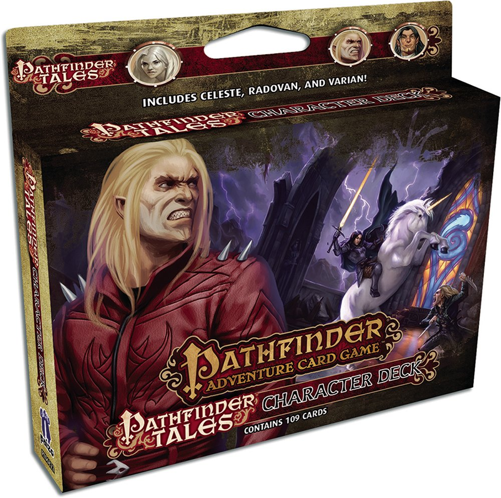 Amazon.com: Pathfinder Adventure Card Game: Pathfinder Tales ...