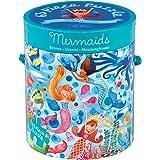 Mudpuppy Mermaids 63 Piece Puzzle