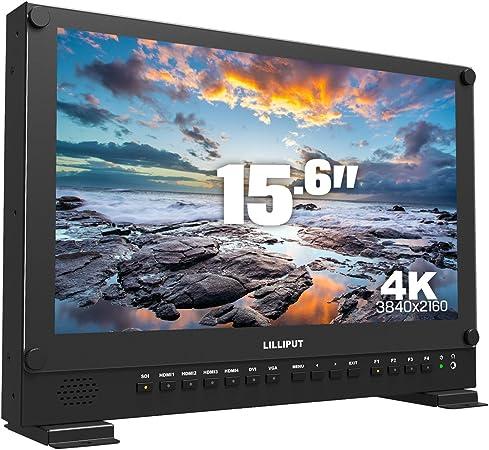 Lilliput 15 6 Inch Bm150 4 K 3840x2160 Resolution Full Amazon De Computers Accessories