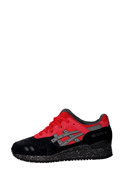 red /black asics shoes gel lyte bad santa imdb 2018 movies 65352