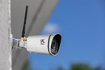 Qu'est-ce qu'une caméra de surveillance extérieur wifi ?