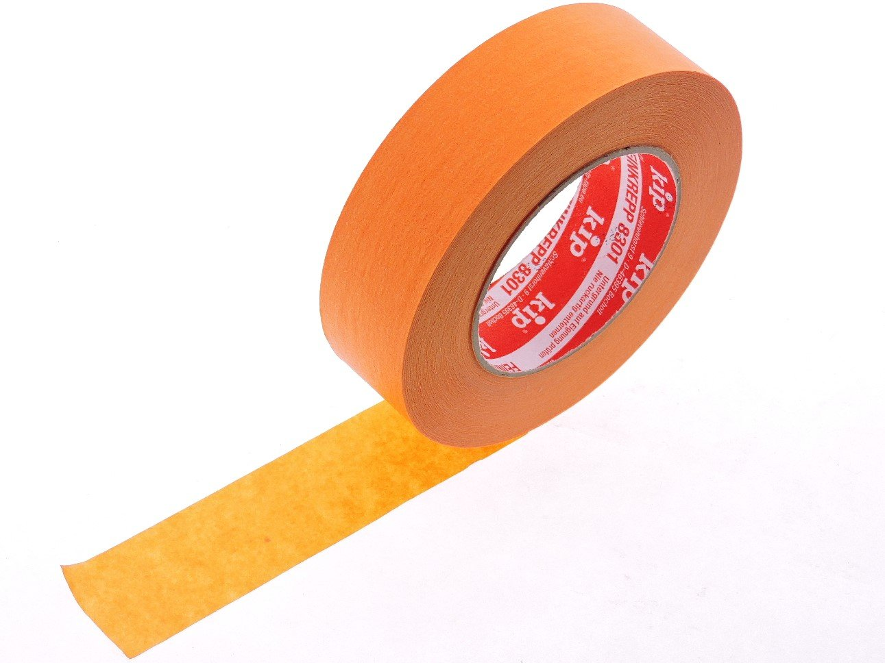 2'' in x 60yd Bright Orange Masking Tape Extra Sticky PRO Grade High Stick Special Project Painters Tape Painting Trim Arts Crafts School Home Office 21 Days 48MM x 55M 1.88 inch