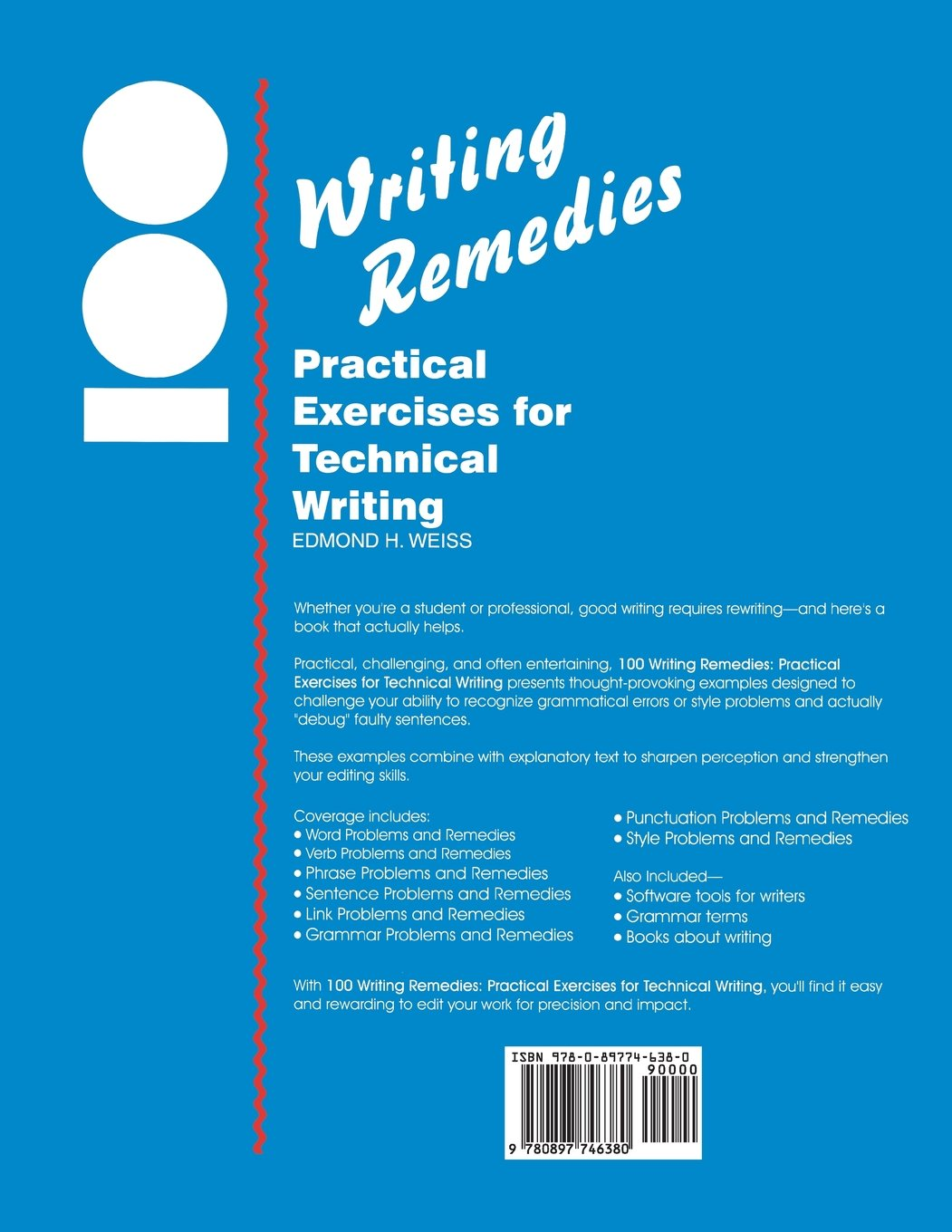 Buy 100 Writing Remedies: Practical Exercises for Technical Writing Book  Online at Low Prices in India | 100 Writing Remedies: Practical Exercises  for ...