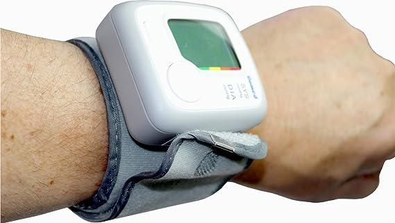Tensiómetro Pulso Modelo Digital para la muñeca. BP de WR20Incluye caja y pilas de romed: Amazon.es: Salud y cuidado personal