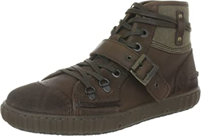 Kickers Polo, Chaussures à lacets homme