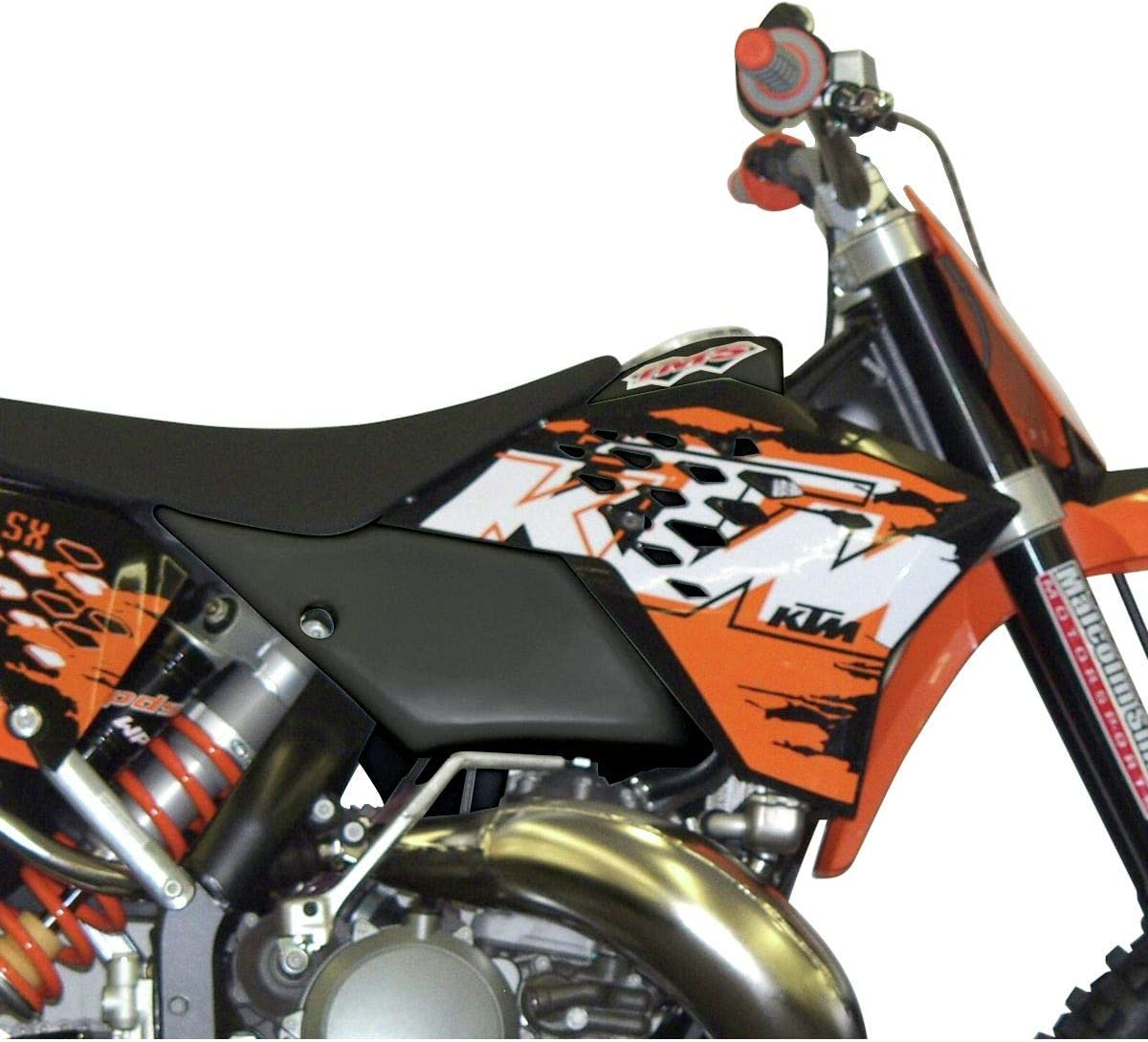 BRM Offroad Graphics - Snowmobile Race Numbers