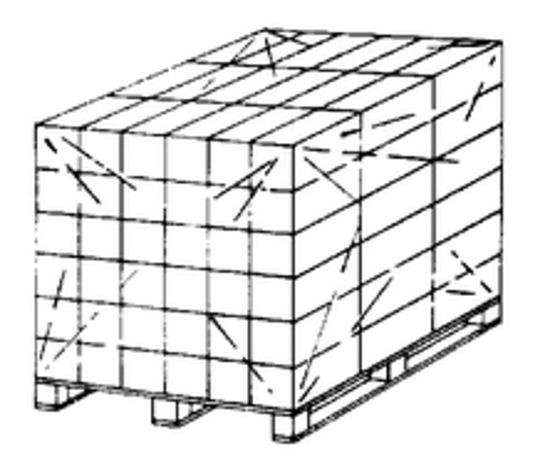 Tan 72 mm x 914 m Scotch 53822 Box Sealing Tape 372 Rubber