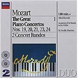 Mozart: Pno Ctos Nos.19 - 24