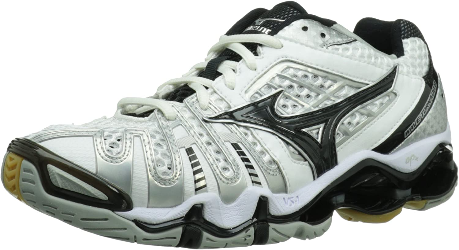 mizuno womens volleyball shoes size 8 x 4 high grade up