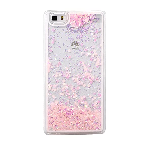 Amazon.com: Huawei P8 Lite Case, TIPFLY Luxury Design Meteor ...