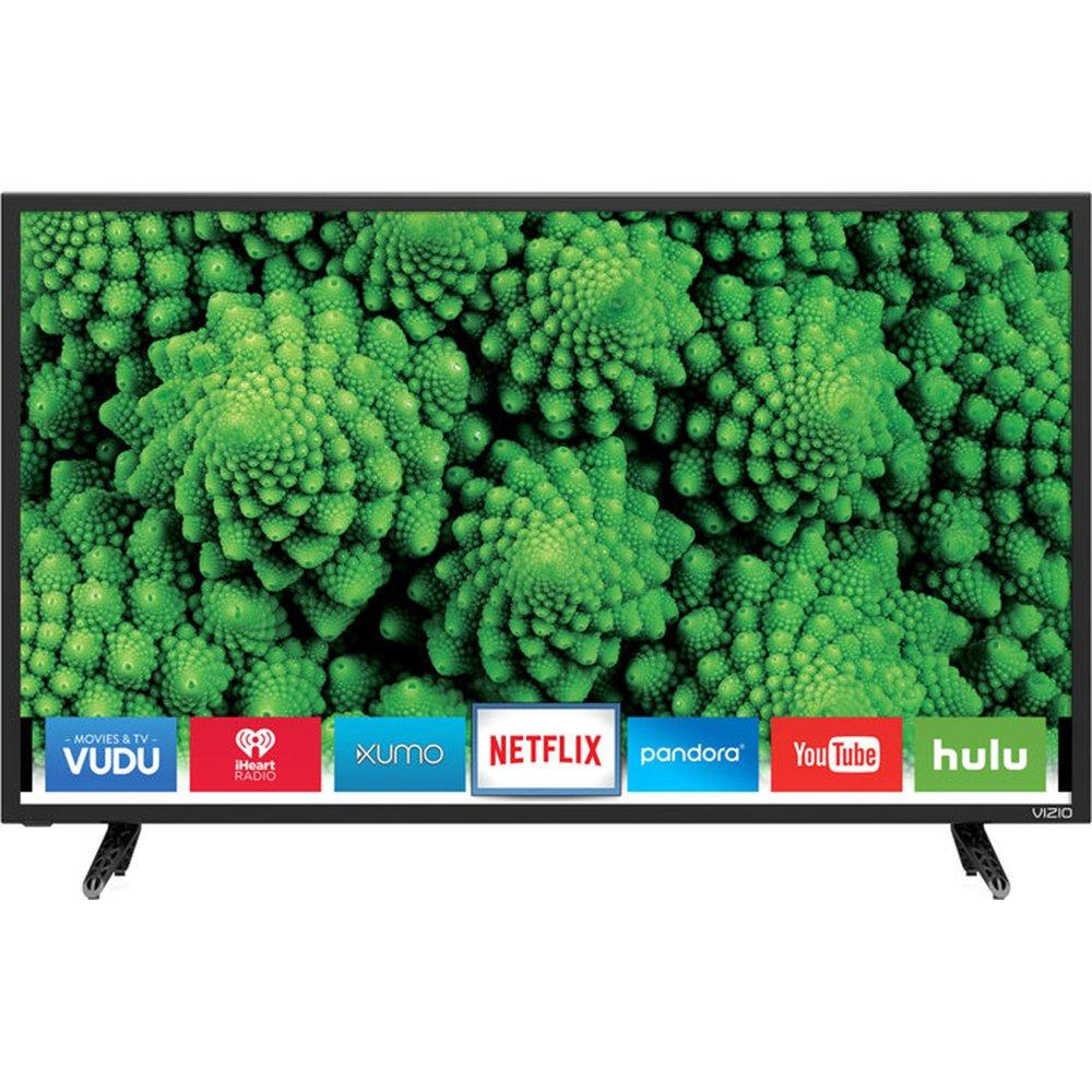 VIZIO D-Series 43'' Class (42.50'' Diag.) LED Smart TV