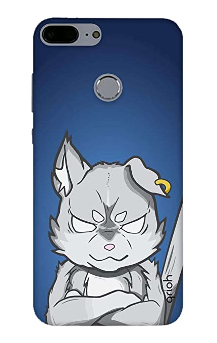 promo code d3313 512bd Qrioh Printed Designer Back Case Cover for Honor 9: Amazon.in ...