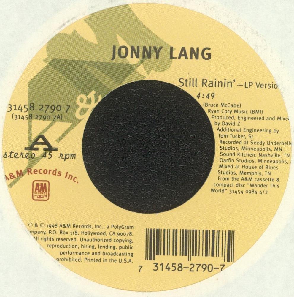 Still Rainin' Breakin' New Free Shipping Me In a popularity U.S. 7 45 Inch Vinyl