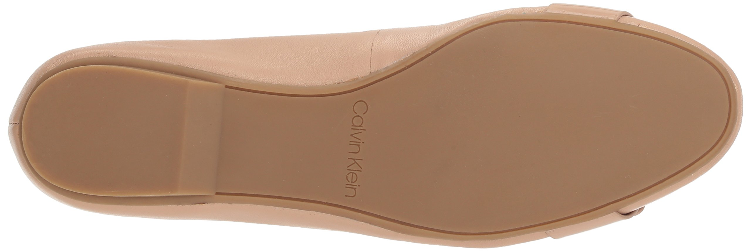 Calvin-Klein-Women-039-s-Oneta-Ballet-Flat-Black-5-M-Choose-SZ-color thumbnail 28