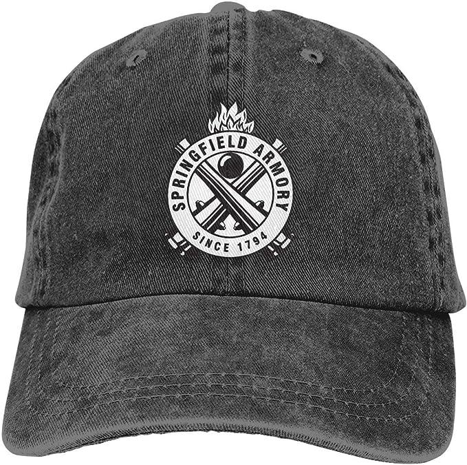 Gorra Hombre Béisbol Retro Snapback Unisex Jeans Hat Springfield ...