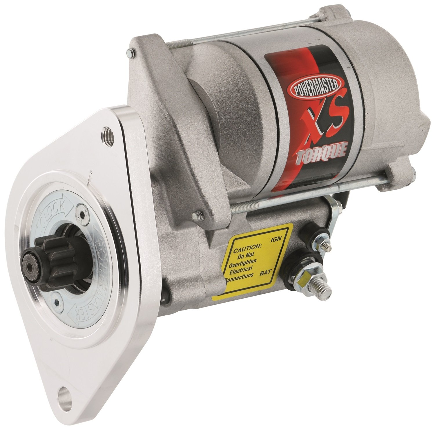 Powermaster 9515 Str XS Infi-Clock AMC/Jeep All V8, L6 (Except 4.0L) Early up to 1987 18:1 Natural by Powermaster