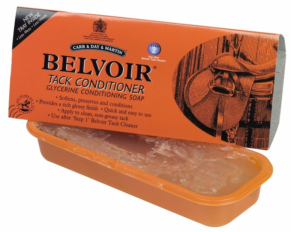 Carr & Day & Martin Horse Belvoir Tack Conditioner Tray - 250g