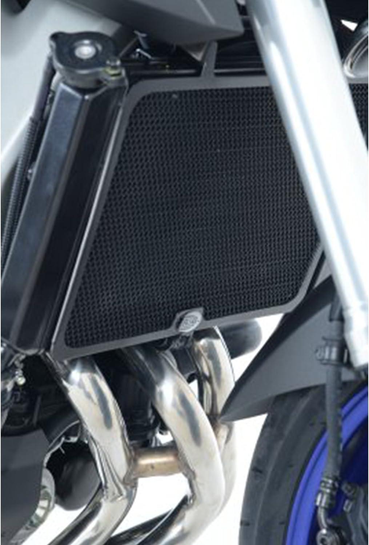 R/&G Titanium Radiator Guard for Kawasaki 2007 Zzr1400 A7f for sale online