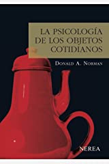La psicología de los objetos cotidianos (Serie Media nº 6) (Spanish Edition) Kindle Edition