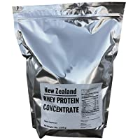 New Zealand Whey Protein - 5 lbs - 100% Grass Fed, Non-GMO, No Soy, Imported Directly...