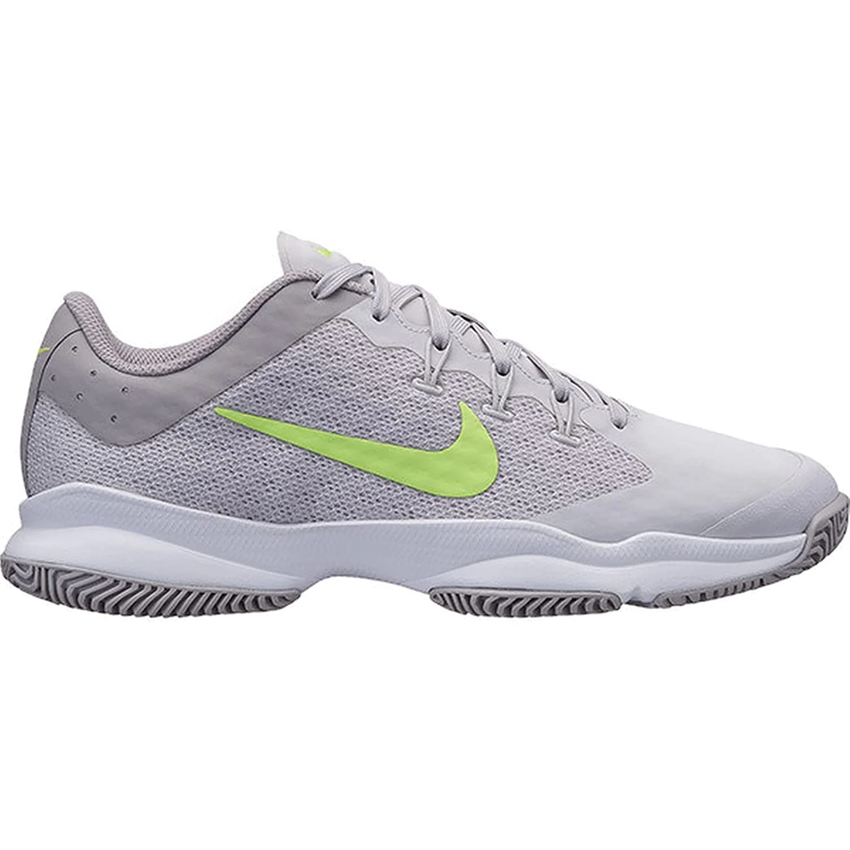 NIKE Women's Air Zoom Ultra Tennis Shoes B0789TN46X 10.5 M US|Vast Grey/Volt Glow/White