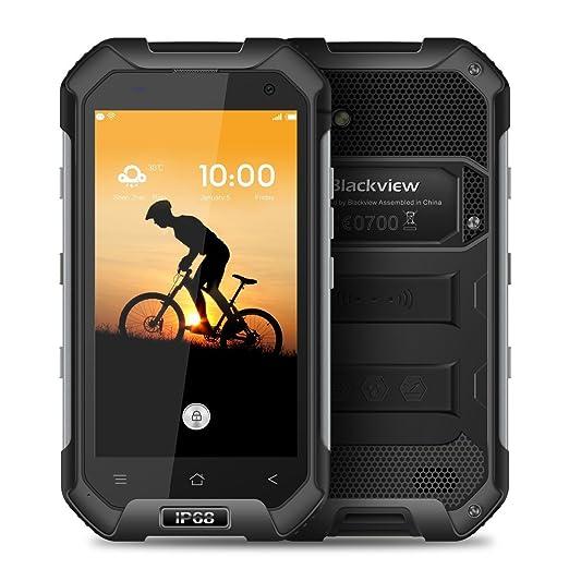 153 opinioni per Blackview BV6000- IP68 Android 6.0 esterna impermeabile Smartphone 3GB di RAM +