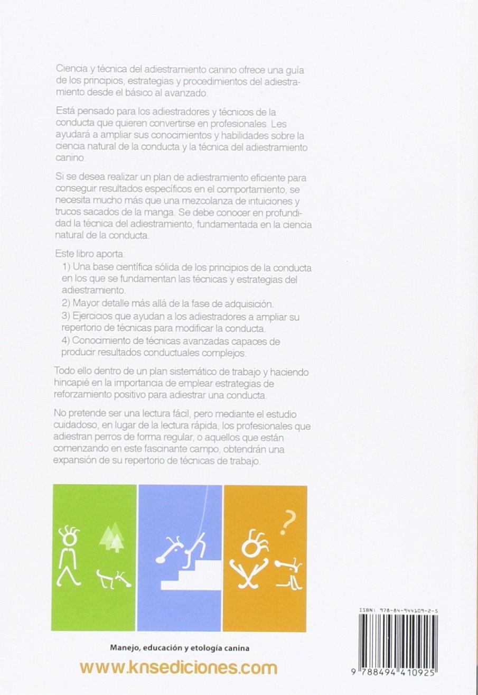 Ciencia y técnica del adiestramiento canino: Amazon.es: James OŽHeare, Ana Isabel Hernández de Deza: Libros