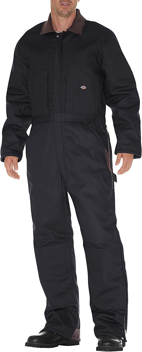 Dickies Men's Premium Insulated Duck Coverall Big-Tall: Clothing