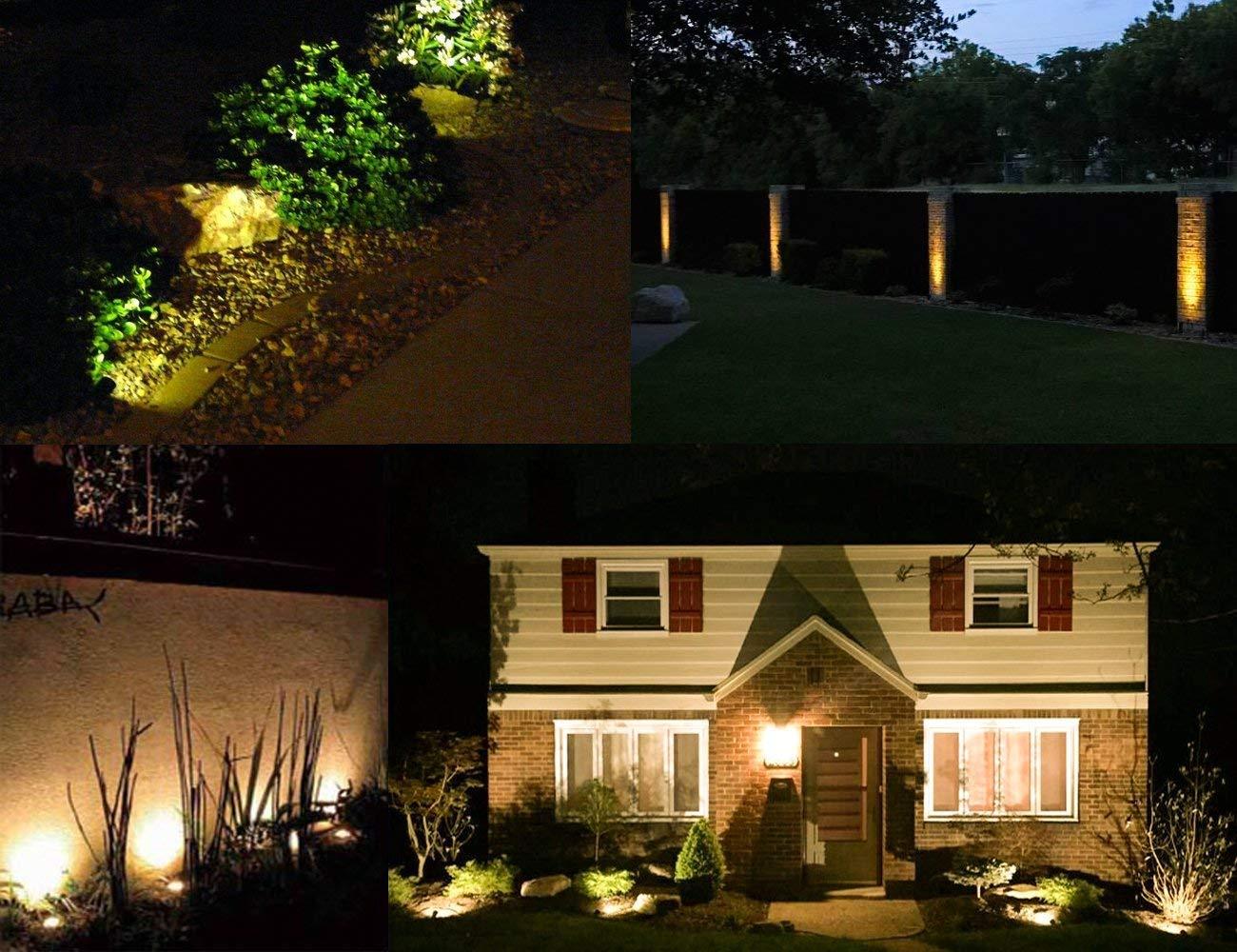 Lampada solare giardino lampada da giardino orientabili a 360