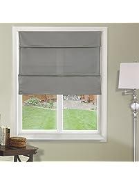 Shop Amazoncom Window Roman Shades