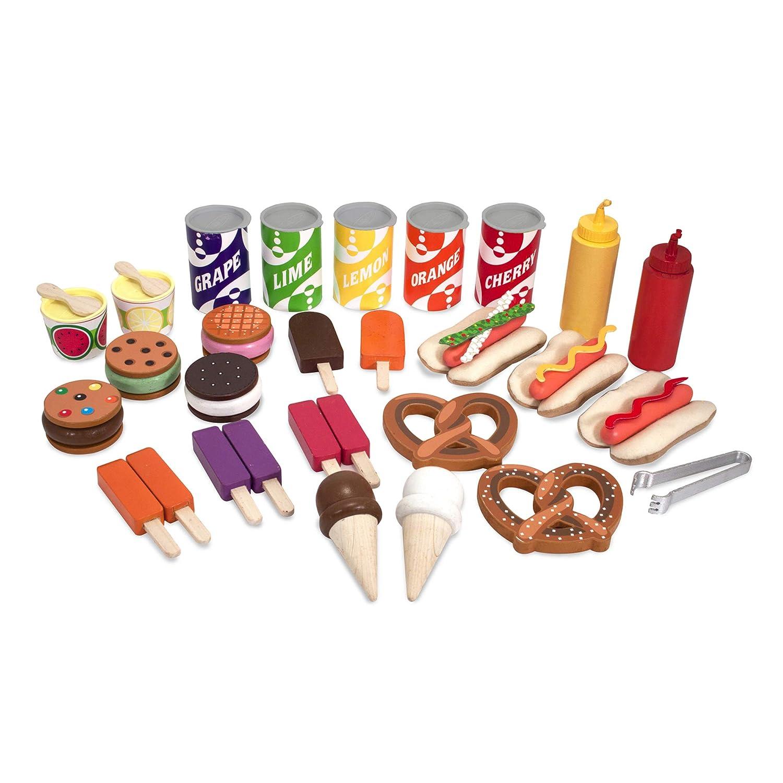 Amazon.com: Melissa & Doug 19350 Play House-Kitchens & Play Sets: Toys & Games