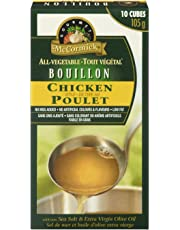 McCormick Gourmet, Premium Quality, All-Vegetable Bouillon, Chicken Style, 105g