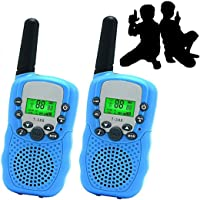 JRD&BS WINL Toys 3-12 Year Old Girls, Walkie Talkies Kids Toys 3-12 Year Old Boys Toys Gifts Teen Boys Gifts Teen Girls Birthday Gifts (Orange01)