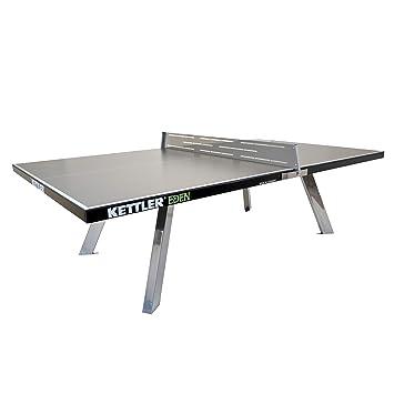 Kettler Eden - Mesa de Ping Pong para Exteriores, Resistente a la ...