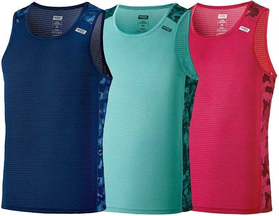 42K Running Camiseta t/écnica Tirantes 42k Ares Summer para Hombre
