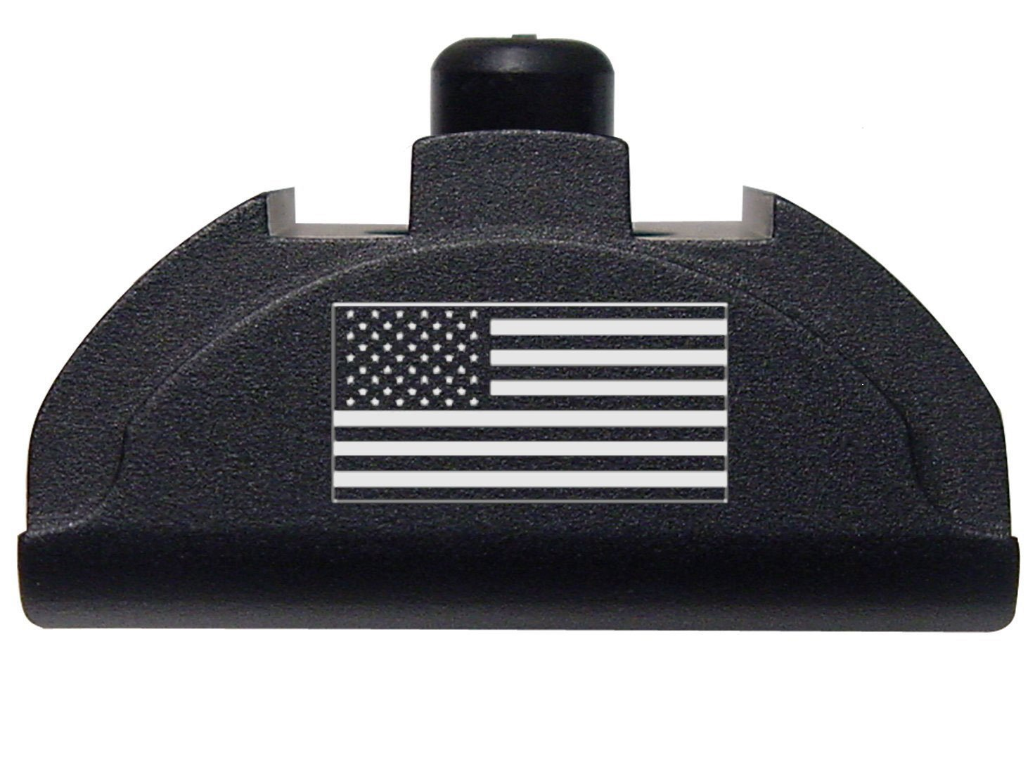 Fixxxer Gen 4 - 5 Aluminum Grip Frame Plug for Glock 17 18 19 22 23 24 25 31 32 34 35 37 38 (American Flag)