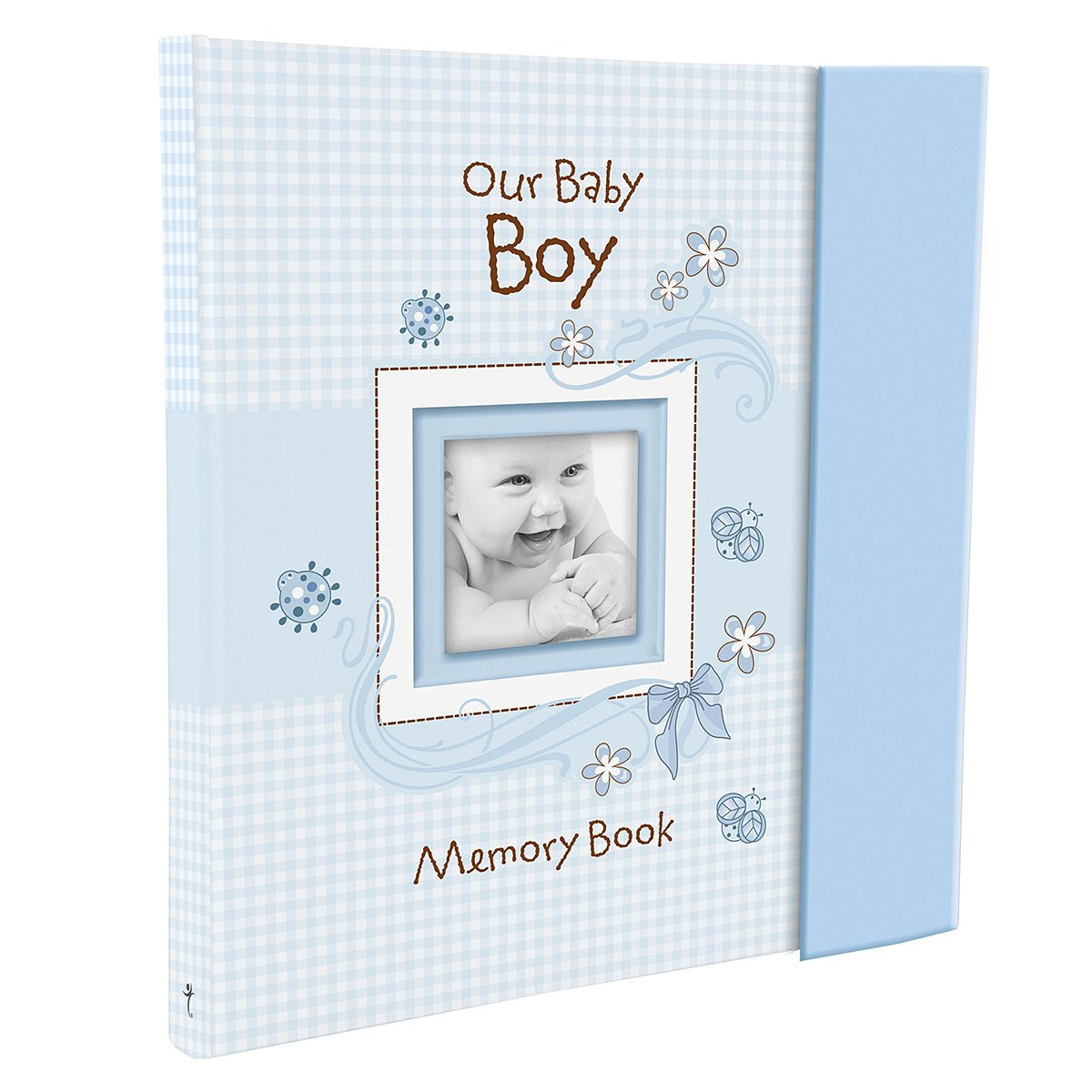 Our Baby Boy Memory Book by Christian Art Gifts