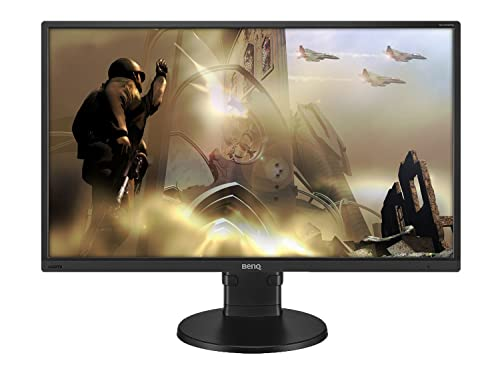 "BenQ GL2706PQ Black 27"" 1ms (GTG) 60Hz 1440p Gaming Monitor 350 cd/m2, 20M:1 DCR, HDMI, Display Port, Speakers, Height Adjustable, VESA Mountable"
