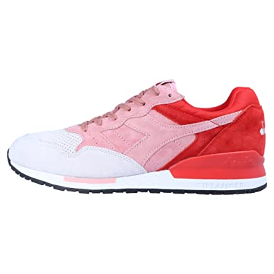 Premium Baskets Pointure Mode Rouge 5 Unisexe Diadora Intrepid 45 n7HgAnS