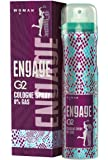 Engage Cologne Spray G2 for Women, 150ml