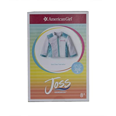 American Girl Joss's Cheer Team Jacket: Toys & Games