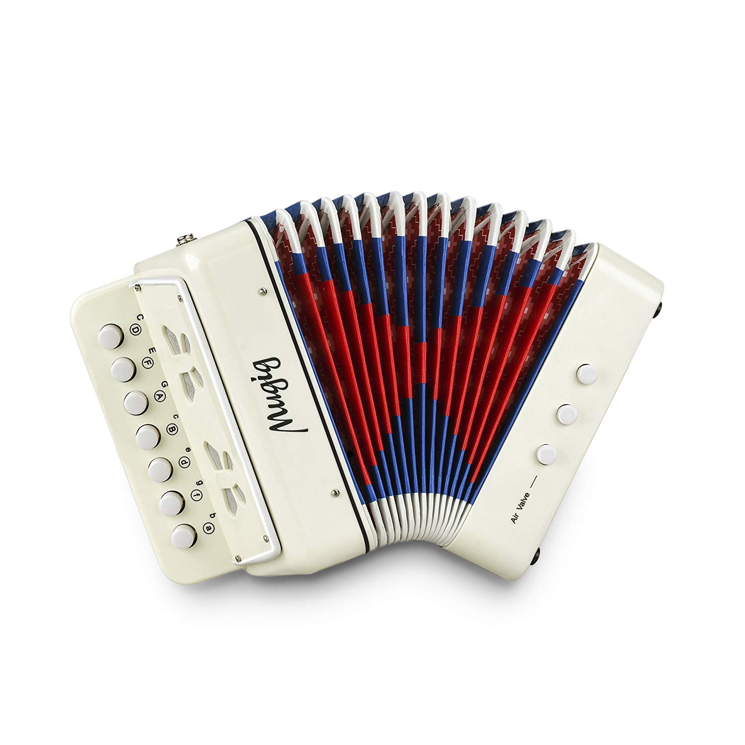Mugig Accordion, 10 Keys Control