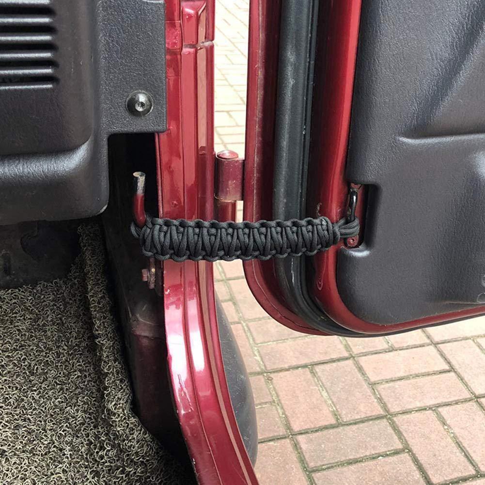 voloki Cintura di limitazione portiera per portiera Jeep Wrangler JK JL