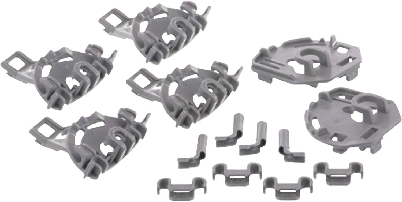 Dishwasher Basket Bearing Support Clips For Bosch Neff /& Siemens Machines