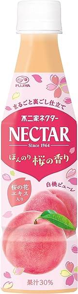 伊藤園 不二家ネクター ほんのり桜の香り 320ml×24本